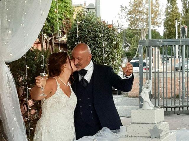 Il matrimonio di Ada e Marco a Lido di Ostia, Roma 1