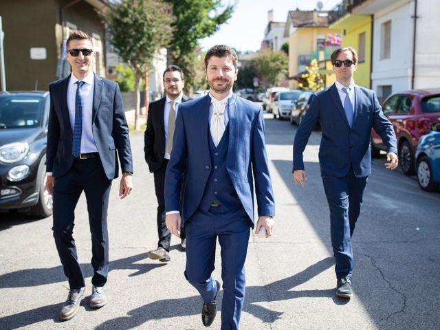 Il matrimonio di Mattia e Claudia a Rimini, Rimini 19