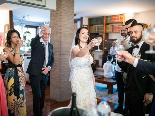 Il matrimonio di Mattia e Claudia a Rimini, Rimini 30
