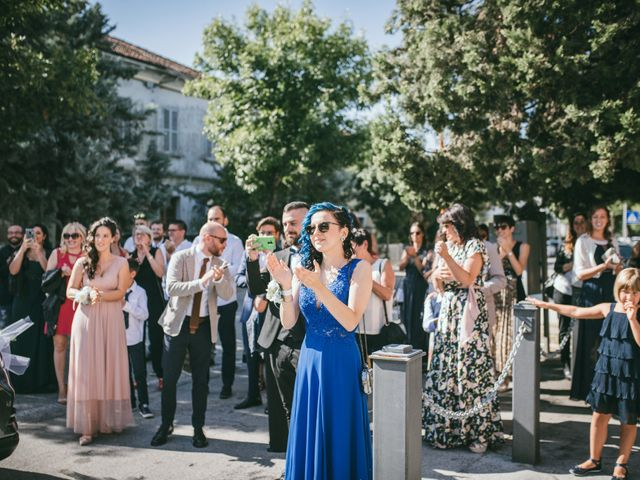 Il matrimonio di Mattia e Claudia a Rimini, Rimini 34