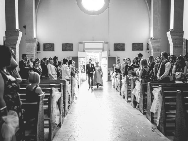 Il matrimonio di Mattia e Claudia a Rimini, Rimini 36