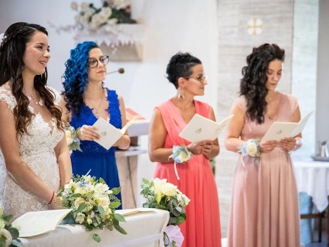 Il matrimonio di Mattia e Claudia a Rimini, Rimini 38