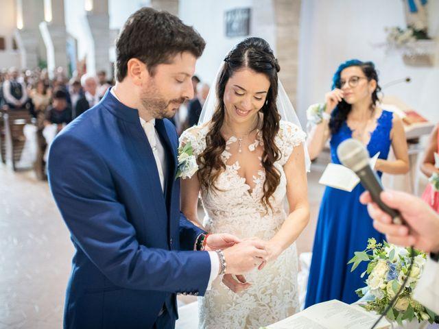 Il matrimonio di Mattia e Claudia a Rimini, Rimini 40