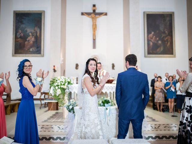 Il matrimonio di Mattia e Claudia a Rimini, Rimini 43