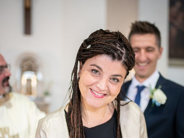 Il matrimonio di Mattia e Claudia a Rimini, Rimini 46