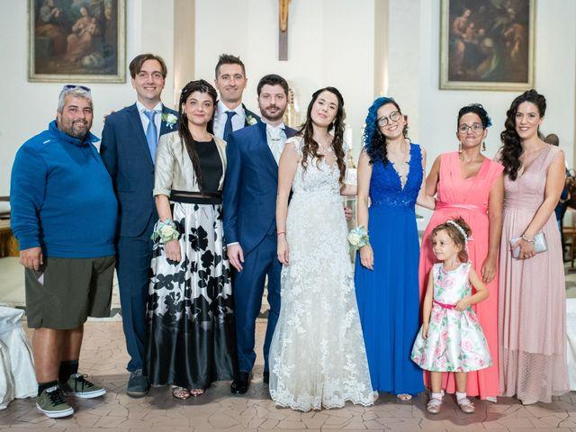 Il matrimonio di Mattia e Claudia a Rimini, Rimini 51