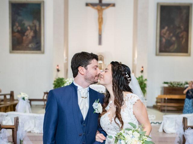 Il matrimonio di Mattia e Claudia a Rimini, Rimini 52