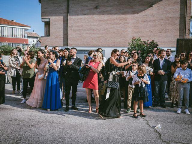 Il matrimonio di Mattia e Claudia a Rimini, Rimini 56