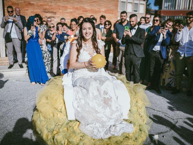 Il matrimonio di Mattia e Claudia a Rimini, Rimini 57
