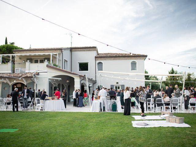 Il matrimonio di Mattia e Claudia a Rimini, Rimini 71