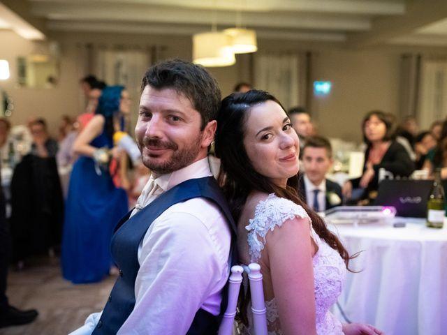 Il matrimonio di Mattia e Claudia a Rimini, Rimini 82