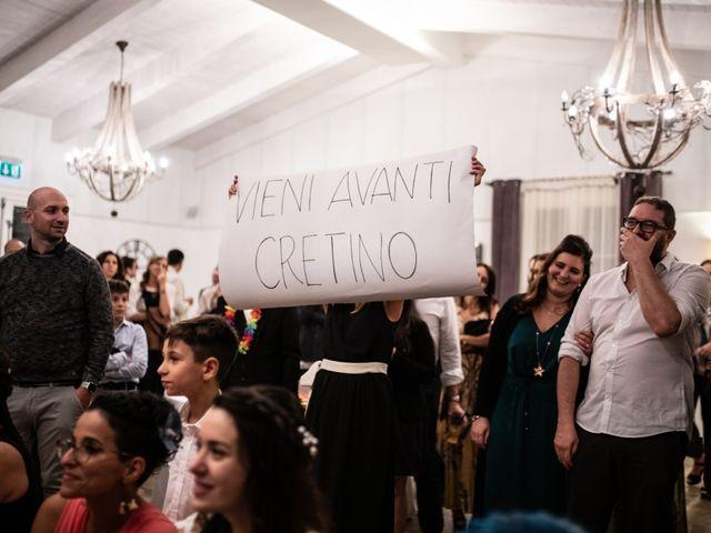 Il matrimonio di Mattia e Claudia a Rimini, Rimini 105