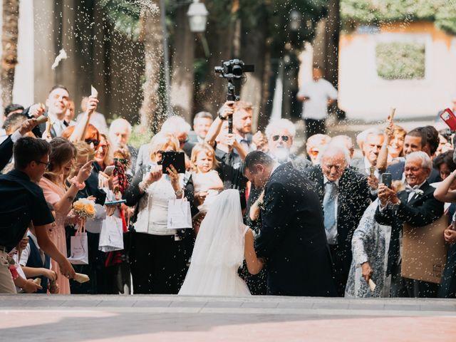 Il matrimonio di Alessio e Manuela a Roma, Roma 13