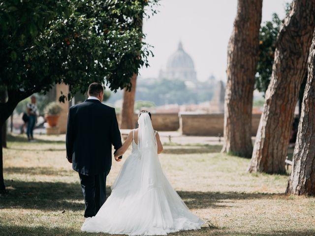 Il matrimonio di Alessio e Manuela a Roma, Roma 14