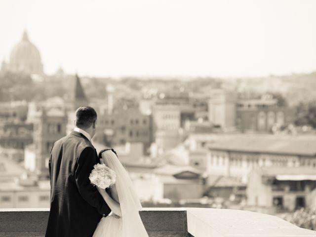 Il matrimonio di Alessio e Manuela a Roma, Roma 15
