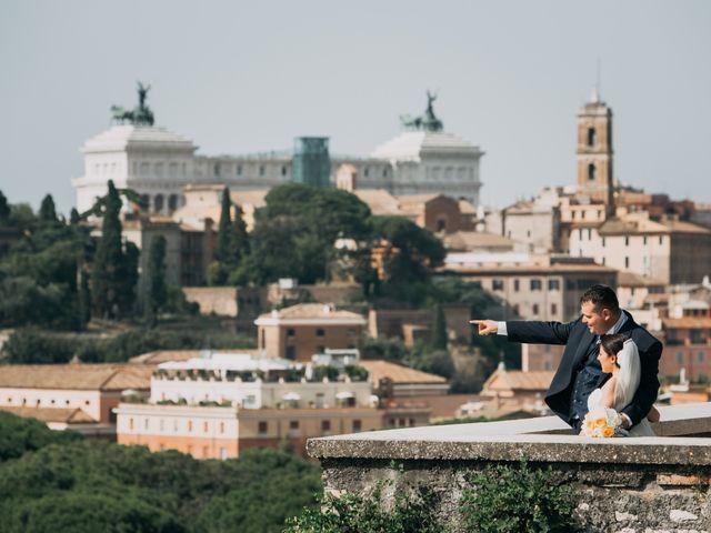 Il matrimonio di Alessio e Manuela a Roma, Roma 16