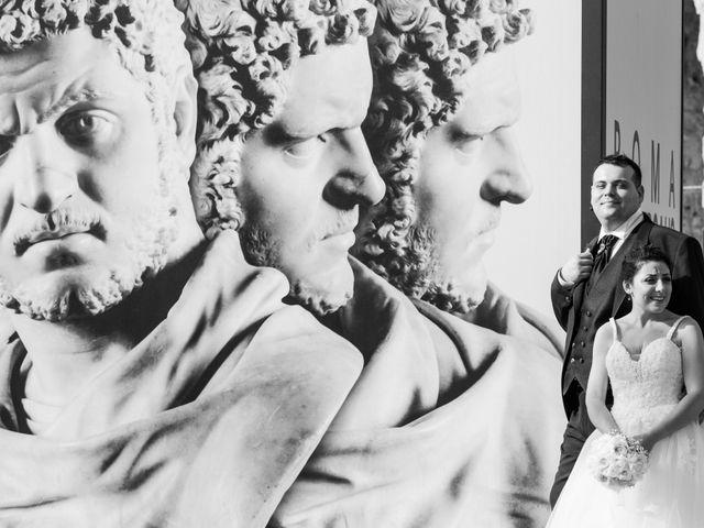 Il matrimonio di Alessio e Manuela a Roma, Roma 17