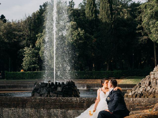 Il matrimonio di Alessio e Manuela a Roma, Roma 18