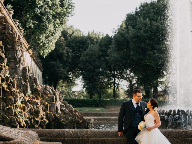 Il matrimonio di Alessio e Manuela a Roma, Roma 19