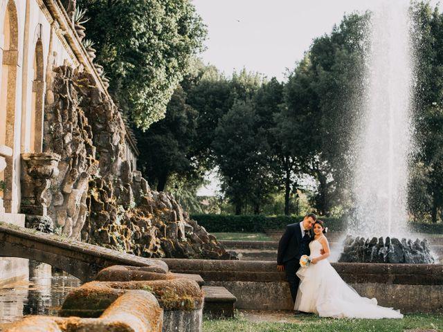 Il matrimonio di Alessio e Manuela a Roma, Roma 20