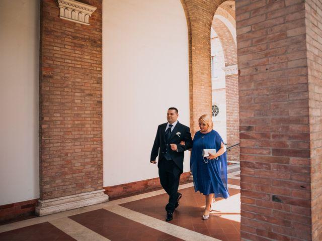 Il matrimonio di Alessio e Manuela a Roma, Roma 25