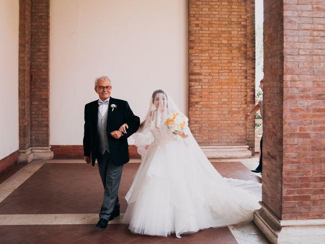 Il matrimonio di Alessio e Manuela a Roma, Roma 28