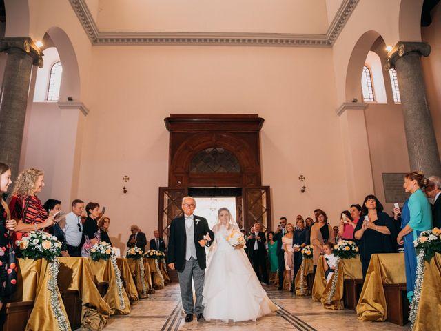 Il matrimonio di Alessio e Manuela a Roma, Roma 29