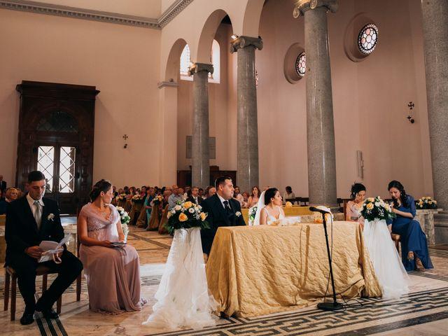 Il matrimonio di Alessio e Manuela a Roma, Roma 30