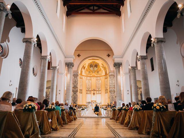Il matrimonio di Alessio e Manuela a Roma, Roma 31