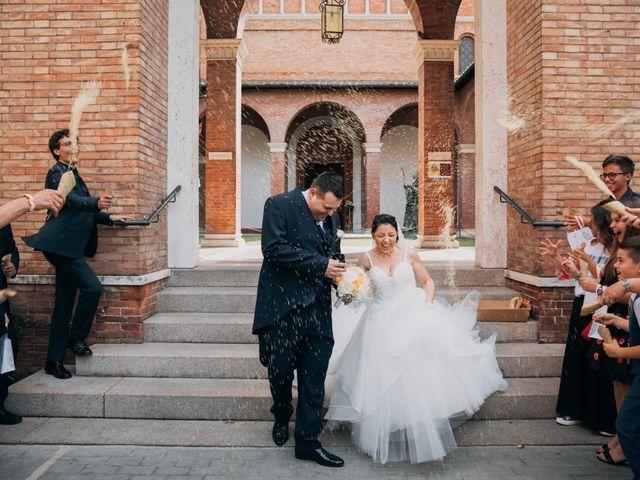 Il matrimonio di Alessio e Manuela a Roma, Roma 32