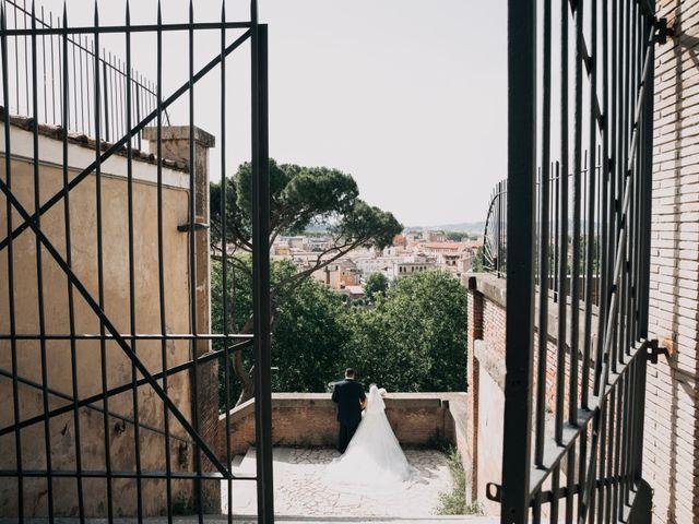 Il matrimonio di Alessio e Manuela a Roma, Roma 33