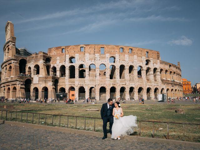 Il matrimonio di Alessio e Manuela a Roma, Roma 34