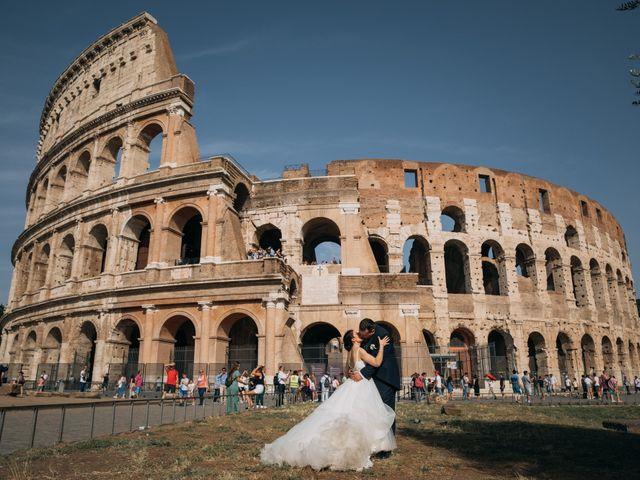 Il matrimonio di Alessio e Manuela a Roma, Roma 35