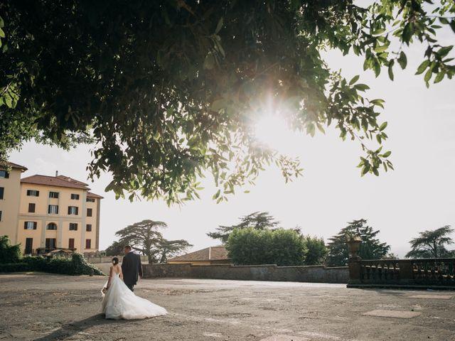 Il matrimonio di Alessio e Manuela a Roma, Roma 36