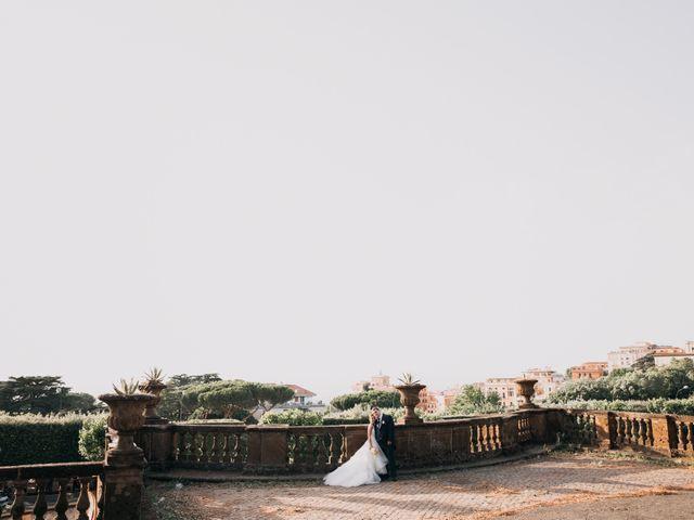 Il matrimonio di Alessio e Manuela a Roma, Roma 37