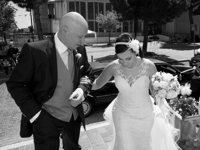 Il matrimonio di Cosimo e Sabrina a Pescara, Pescara 15
