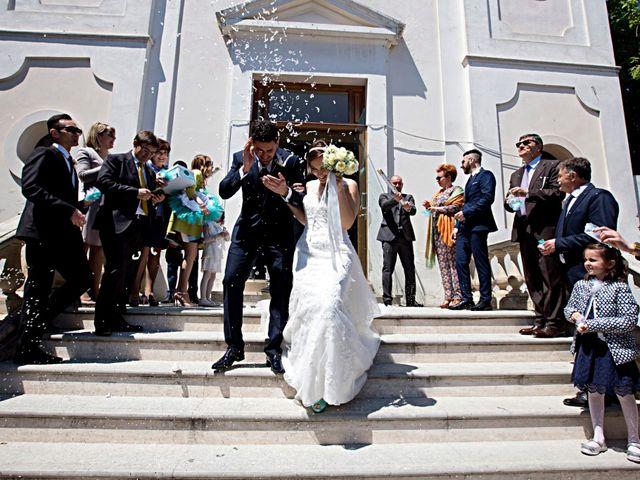 Il matrimonio di Cosimo e Sabrina a Pescara, Pescara 16