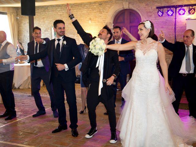 Il matrimonio di Cosimo e Sabrina a Pescara, Pescara 23