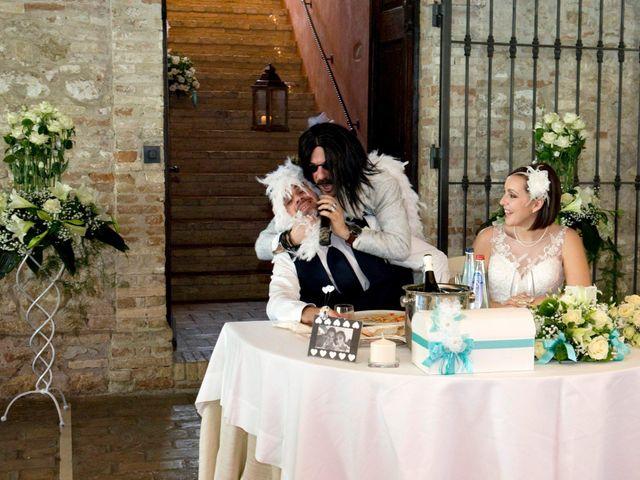 Il matrimonio di Cosimo e Sabrina a Pescara, Pescara 25