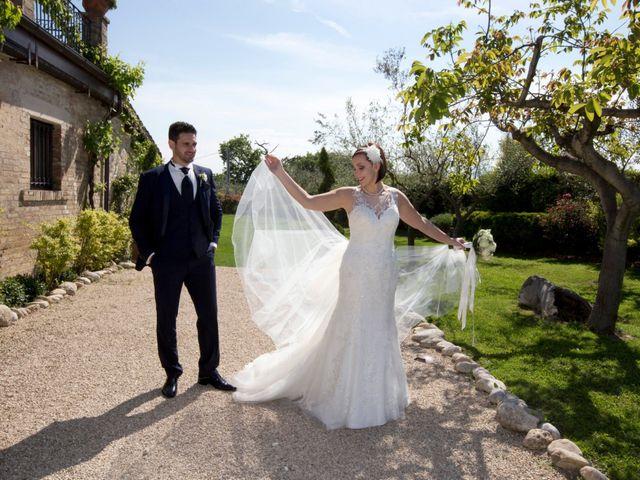 Il matrimonio di Cosimo e Sabrina a Pescara, Pescara 30