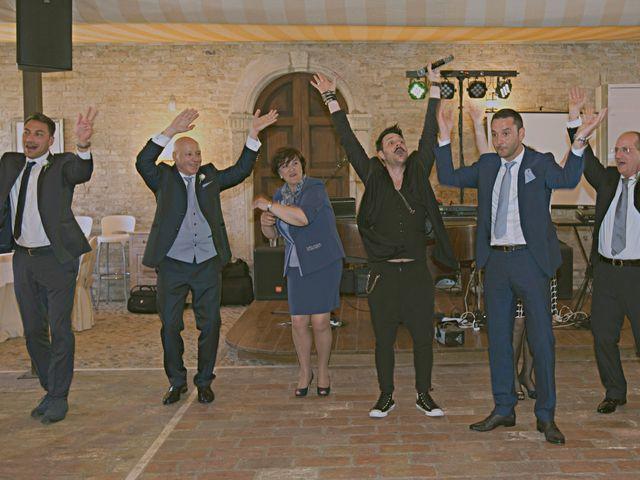 Il matrimonio di Cosimo e Sabrina a Pescara, Pescara 34