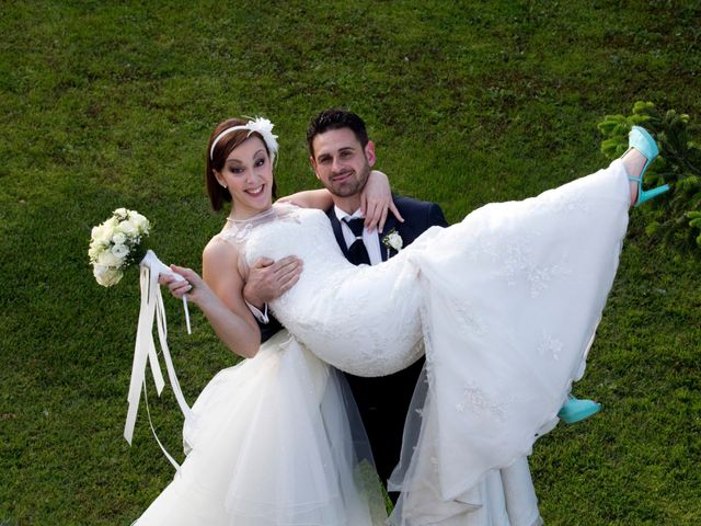 Il matrimonio di Cosimo e Sabrina a Pescara, Pescara 40