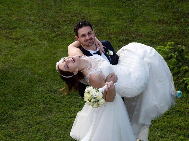 Il matrimonio di Cosimo e Sabrina a Pescara, Pescara 42