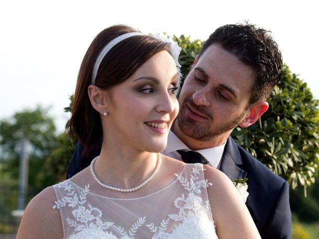 Il matrimonio di Cosimo e Sabrina a Pescara, Pescara 43