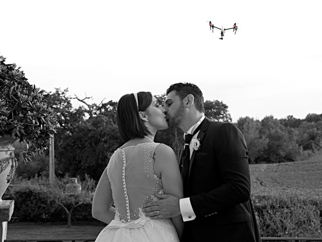 Il matrimonio di Cosimo e Sabrina a Pescara, Pescara 45