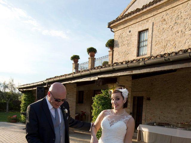 Il matrimonio di Cosimo e Sabrina a Pescara, Pescara 46
