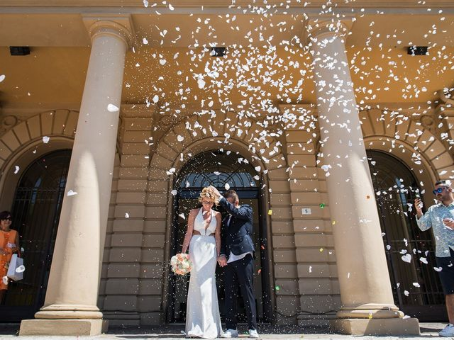 Le nozze di Annamaria e Maurizio