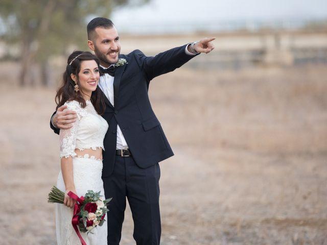 Il matrimonio di Gaspare e Mariangela a Trapani, Trapani 16