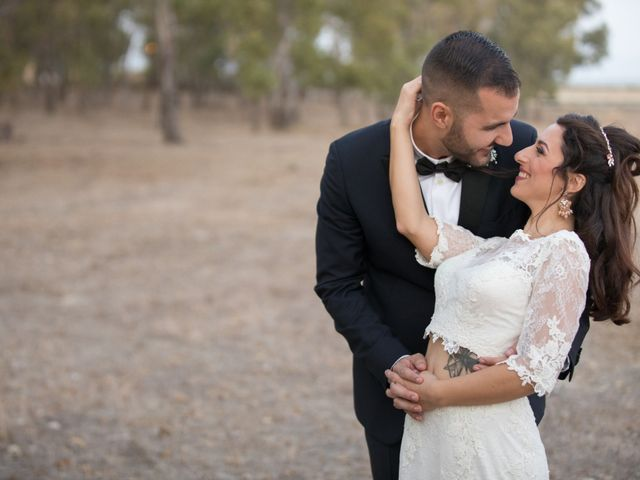 Il matrimonio di Gaspare e Mariangela a Trapani, Trapani 19