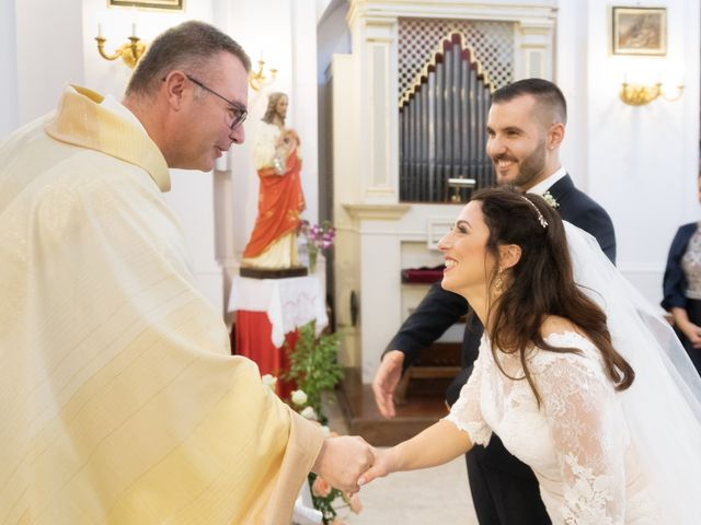 Il matrimonio di Gaspare e Mariangela a Trapani, Trapani 61